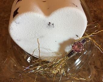Bath bomb (ring inside) size 8....