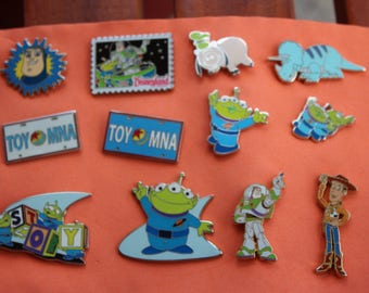 Super Sale!!! Toy Story Pin Set