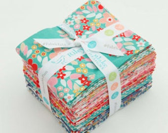 Forget-Me-Not Fat Quarter Bundle by Tammie Green of Studio T Green for Riley Blake Designs