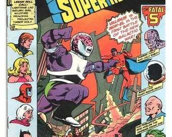 ON SALE Legion of Super-Heroes - Issue's  269 283 301 304 - 1980 1983 - Bronze - Newsstand Direct U-Pick - Priced Each - Dc Comics