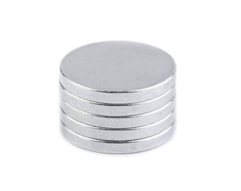 5 magnets pastilles magnetic pins magnets