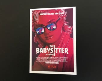 Stranger Things 2 Steve Harrington The Babysitter Greetings Card eleven Christmas birthday
