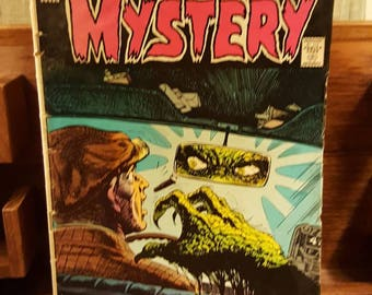 1973 Mystery DC Comics No. 216 Comic Book