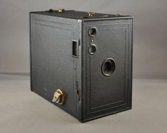 Kodak No 2A Brownie Antique Box Camera