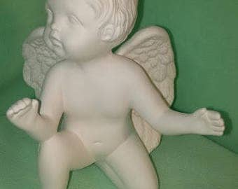 Cherub with Outstretched Arms