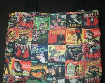 Castle Films Poster Art Tote Bag