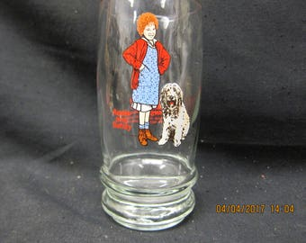 Swenson's Collector Glass -  Annie and Sandy