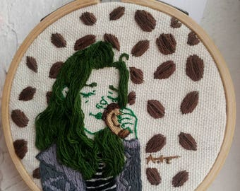 Cafézy a 3in Hand Embroidery