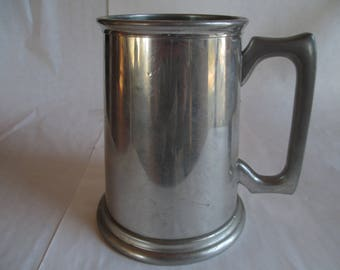 Pewter Drinking Cup, X-Large, Sheffield, English Pewter, 34oz, Made in England, Reenactments, Festivals, Theatre, Movies, Marked Triangles