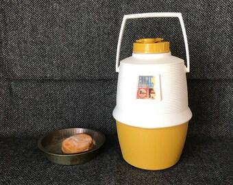 Vintage Thermos Jug * Vintage Picnic Jug  * Retro Picnic Jug * Vintage Camping Thermos * Beverage Thermos