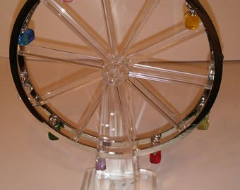 Ferris Wheel Crystal Sculpture-Godinger