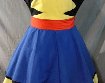 Wolverine inspired apron