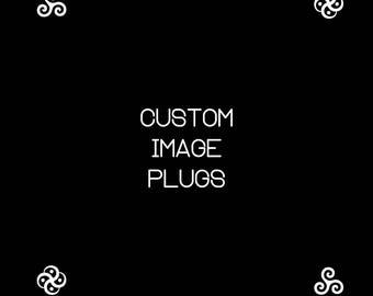 Custom Image Plugs