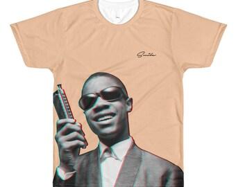 Jay-Z 4:44 Stevie Wonder Smile T-Shirt