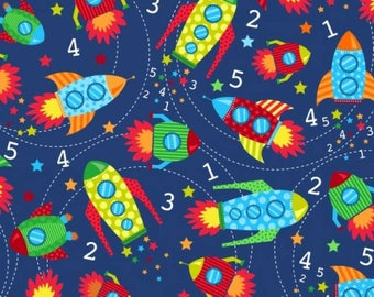 Astronaut blanket etsy for Solar system fleece fabric