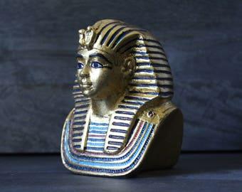 Tutankhamun Egyptian Pharaoh Statue