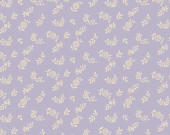 Fabric -Liberty  - The English Garden - English berry, lilac - Quilters weight cotton