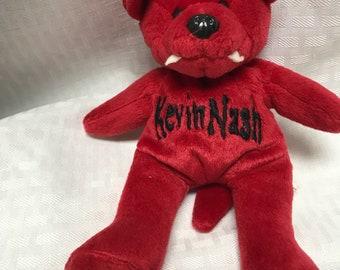 Kevin Nash NWO Beanie Bear