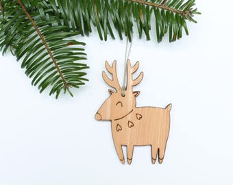 Reindeer Ornament *NEW*