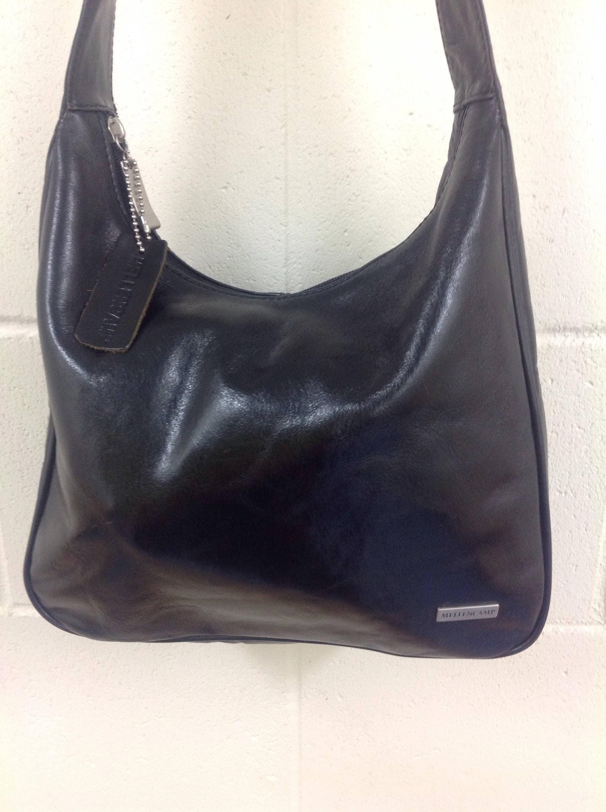 e58266cf1eb635 Mellencamp leather bag
