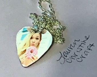 Alisha Marie Guitar Pick Necklace
