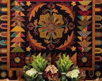 Simple Harvest by Kim Diehl  Quilt Pattern Book