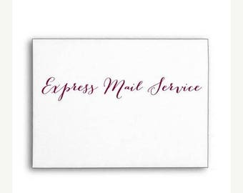 SPRING SALE Express Mail Service For International Orders