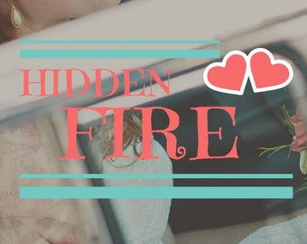 Hidden Fire-eBook version (contemporary romance)