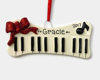 Piano ornament   Etsy