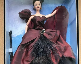 1997 Ballroom Beauties Collection third edition Moonlight Waltz Barbie doll original box