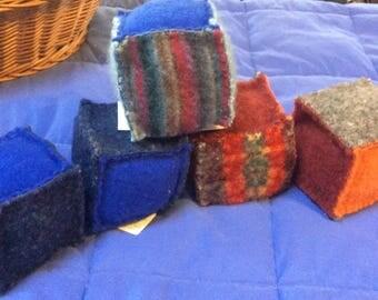 Wool Block