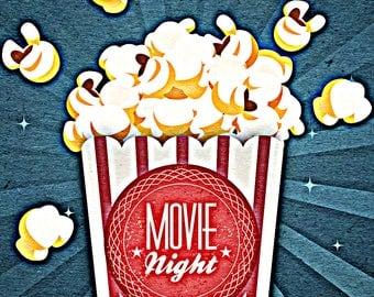 Movie Night Popcorn Bar Seasonings Spice Mixes Mango Habanero Parmesan Ranch Dirty Chai Candied Pecan Mocha Cheesecake Chef Foodie Gift
