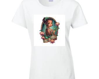 Princess Tiana T Shirt