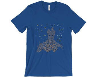 Groot Close-up Typography Shirt