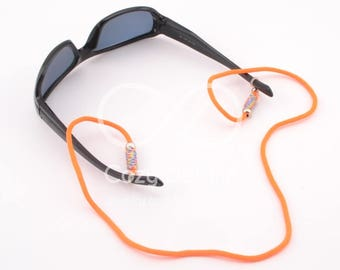 how to make a glasses strap with paracord