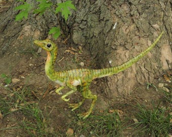 Jurassic Park Compy Life-Size Replica The Lost World