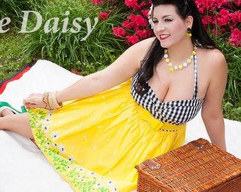 50s Dress, Rockabilly Dress, Pinup Dress, Retro Dress