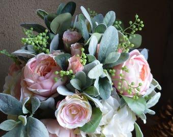 Brides Bouquet, Wedding Bouquet, Bridesmaid Bouquets, Boho Boquets, Boho Bride, Garden Fresh Bouquet