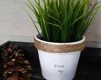 Indoor plant pot | Etsy