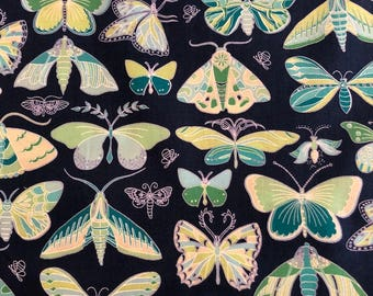Masquerade from Tamara Kate for Michael Miller Fabrics Moths