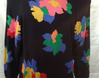 Vintage handmade 1990's Mondi Sweater