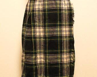 70s vintage St michael kilt skirt made in UK
