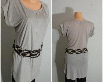 Vintage Set Dress + Belt In one price