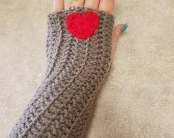 Fingerless gloves/ Arm warmers