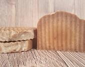 Vanilla Sandalwood Goat Milk Soap, Sandlewood Soap, Vanilla Handmade Soap, Christmas Gift