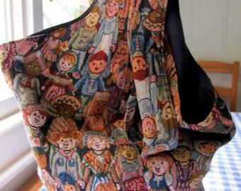 Tapestry Hand Bag