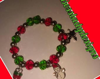 Christmas style  Kids Bracelet