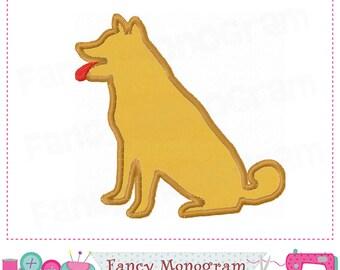 Herding dog,Puppy applique,Collie,Puppy design,Courser,Courser applique,Puppy embroidery,Dog,Pet applique,Pet design,Dog applique.-17121