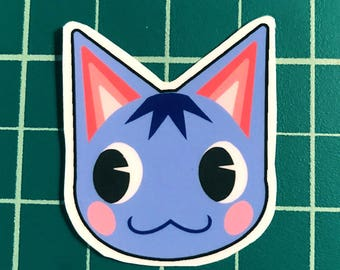 Animal Crossing Sticker | Rosie