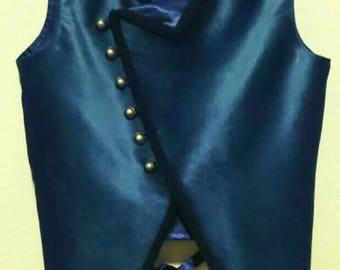 Pirate Vest - Renaissance Doublet - Custom